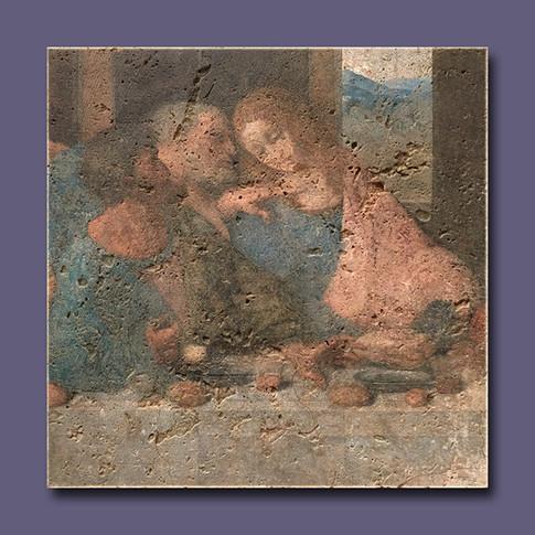 On Rustic Tile