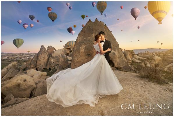 Cappadocia pre wedding