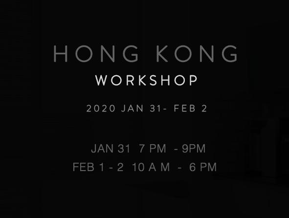 CM LEUNG HONG KONG WORKSHOP 2020 JAN 31 - FEB 2