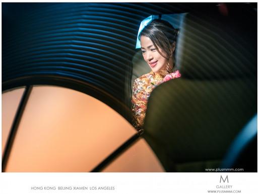 Fanny + Alvin Wedding – Hong Kong