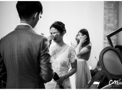 ANNIE  + TOM BEIJING WEDDING