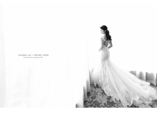 Yolanda +  Michael Hong Kong Wedding