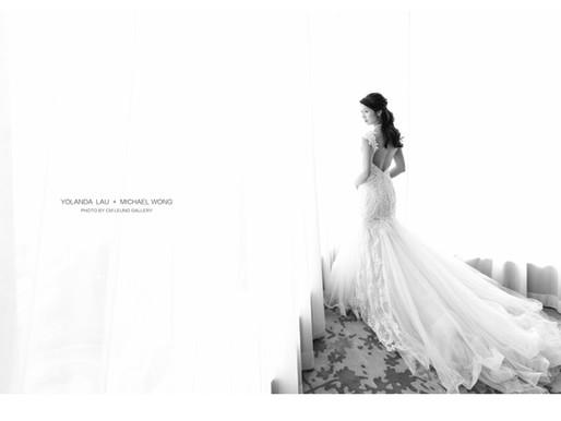Yolanda +  Michael Hong Kong Wedding