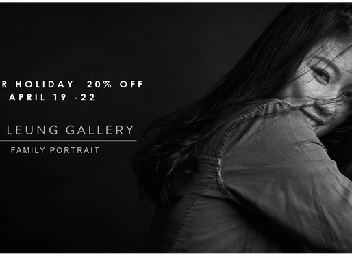 EASTER HOLIDAY 20 %OFF  - PORTRAIT , FAMILY PORTRAIT