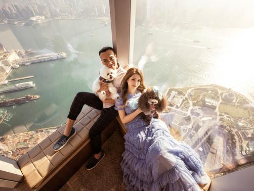 DogCation - Ritz Carlton Hong Kong