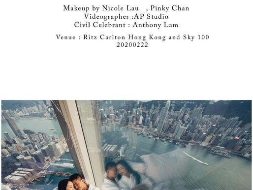 Grace + Charles Hong Kong Wedding