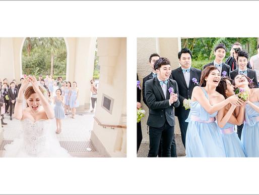 Angie + Hong @ Hong Kong Wedding
