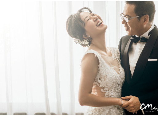 Gladys  + Gary - HONG KONG WEDDING