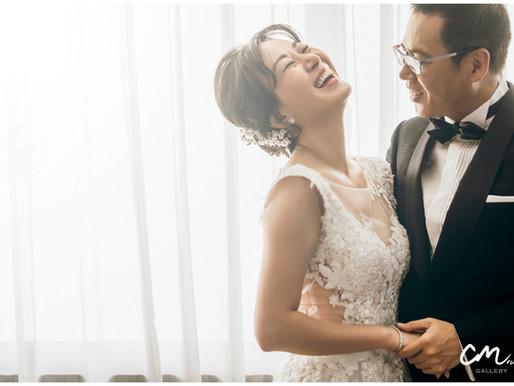 Gladys  + Gary - HONG KONG WEDDING