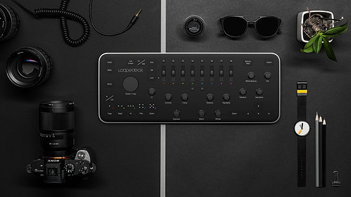 CM LEUNG Selects by  LOUPEDECK PHOTO EDITING CONSOLE FOR ADOBE LIGHTROOM