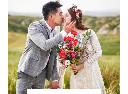 Tuscany Pre Wedding  - Sofia + Gary