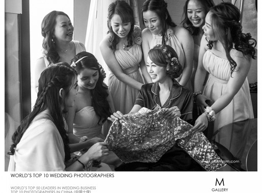 RUBY + DARREN HONG KONG WEDDING