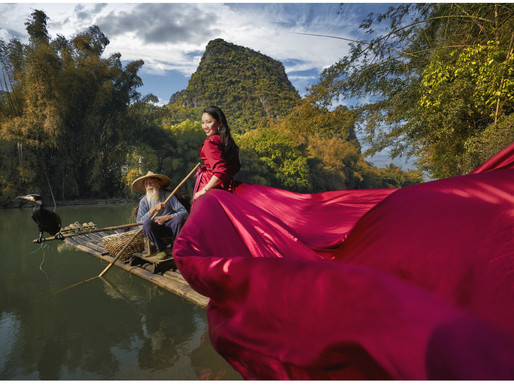 GUILIN PRE WEDDING