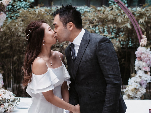 Marriage Registration - Hong Kong