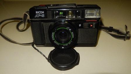 Ricoh AF35 35mm Camera