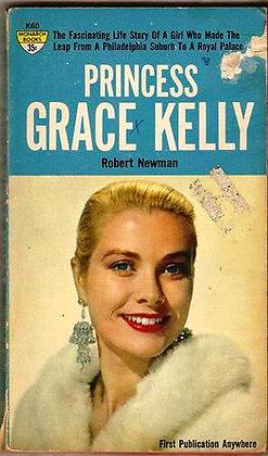 Princess Grace Kelly by R. Newman, 1962