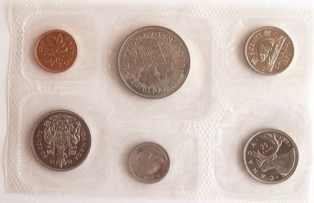 1971 Canada Proof Like Set - SLD wants this?? =)