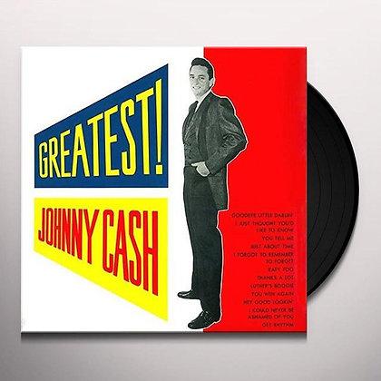 Johnny Cash Greatest 1959 Sun Records LP