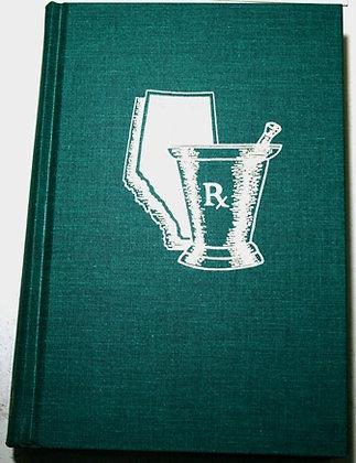History of Pharmacy in Alberta Hardcover