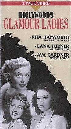 Hollywood's Glamorous Ladies [VHS]