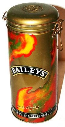 Baileys The Original  Multi-Color Metal Decanter