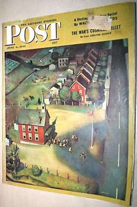 Saturday Evening Post June 9,1945