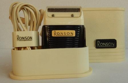 Ronson Electric Razor