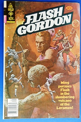 Flash Gordon Comic, 1981