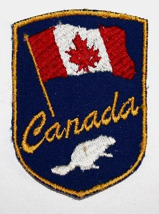 Canada Souvenir Badge