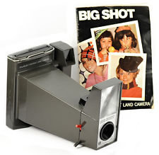 Polaroid Big Shot Camera