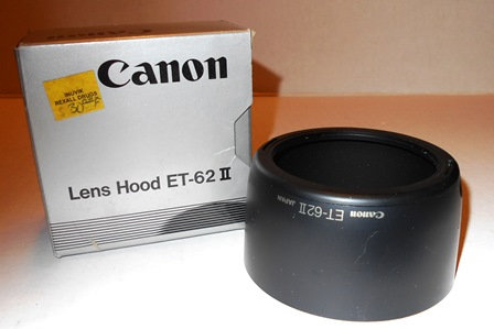 Canon ET-62 II Lens Hood for EF 100-300mm f/5.6L F