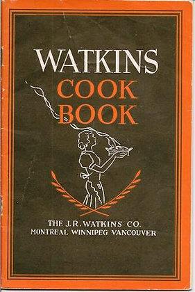 Watkins 1935 Cook Book