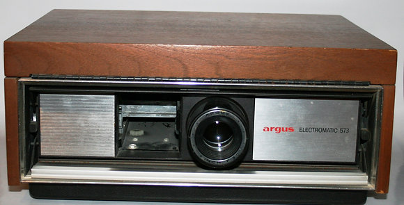 Argus Slide Projector Model 573
