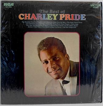 The Best Of Charley Pride [Vinyl LP Record]
