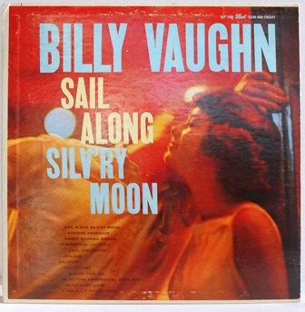 LP: Billy VAUGHN - Sail Along Silv'ry Moon