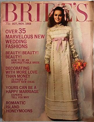 The Bride's Magazine Winter 1968