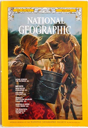 National Geographic1978 Complete Set 12 Issues