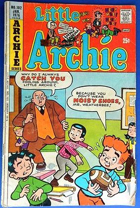 Archie Comic, 1976
