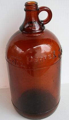Perfex Brown Glass 64 oz Bottle
