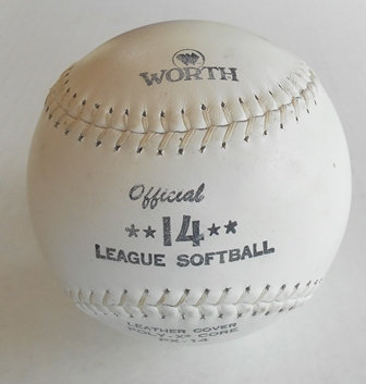 Worth Official PX-14 Inch League Softball