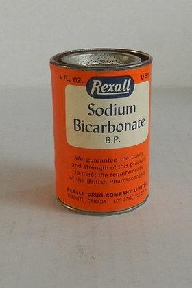 Rexall Brand Sodium Bicarbonte Powder