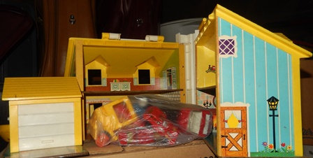 FIsher-Price Play Family House