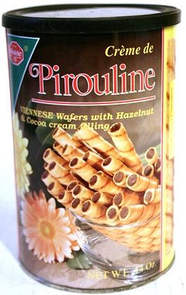Pirouline Viennese Wafers Tin