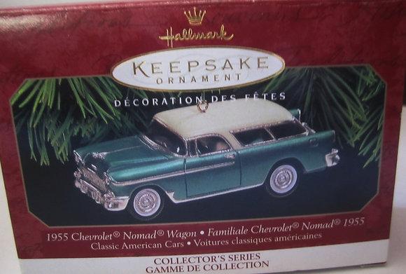 Hallmark Keepsake 1955 Chevrolet Nomad Wagon