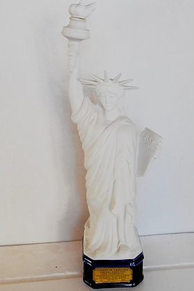 "GASTON de la GRANGE ""Statue of Liberty"" LIMOGES Po"