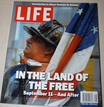 Life Magazine In The Land Of The Free