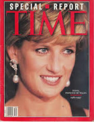 TIME Magazine PRINCESS DIANA Special Report Issue