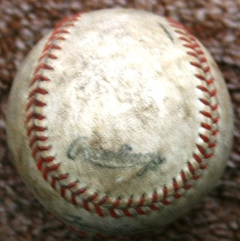 Vintage Rawlings Tom Seaver Baseball