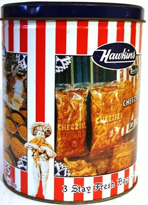Hawkins Cheezies Limited Edition Anniversary Tin