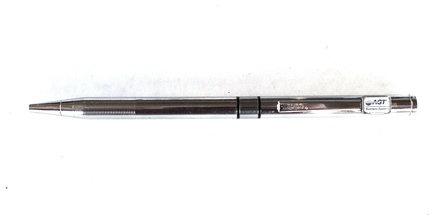 Vintage Zippo AGT Chrome Ballpoint Pen